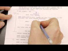 How to Break a Script Down Into a Shot List