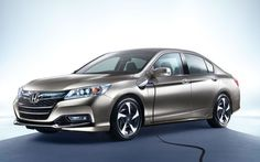 2014 Honda Accord Plug-In - Exterior Photo Gallery - Official Site