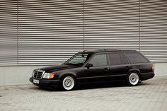 Mercedes - Benz E Class w124 300TE