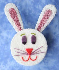 How to Make a Bunny Cake (Easter Cake Recipe) • CakeJournal.com