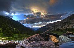 8. Conundrum Hot Springs (Aspen)