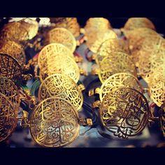 Arabic Calligraphy Jewelry