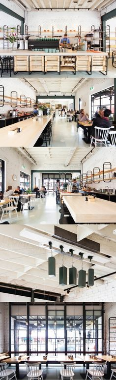 Barry Cafe. A place of pure, honest and open-hearted. (More design inspiration at www.aldenchong.com)
