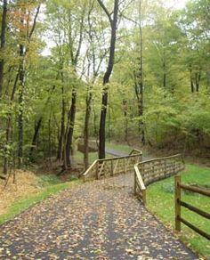 Burdette Park/University of Southern Indiana Pedestrian, Bicycle, and Nature Trail