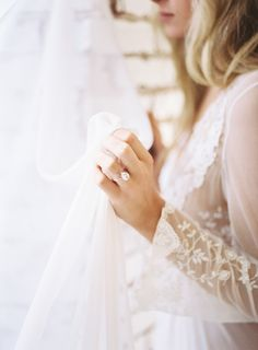 Elegant gorgeous bridal boudoir shoot: Photography : Juliet Young Read More on SMP: http://www.stylemepretty.com/arkansas-weddings/centerton/2016/12/12/sophisticated-bridal-boudoir/