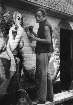 Paul Delvaux, 1949