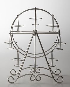 Ferris Wheel Cupcake Holder by Godinger at Horchow.