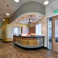 Artisan Dental. Iconica Design Build. Madison, WI. architecture, design, construction