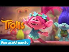 Trolls 'Can't stop the feeling' - song and film clip Justin Timberlake, Anna Kendrick, Shrek, Gwen Stefani, Cant Stop The Feeling, Los Trolls, Freeze Dance, Feeling Song, Disney Songs