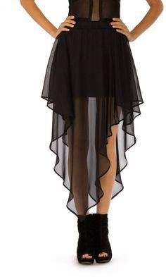 #2020AVE                  #Skirt                    #Cascading #Sheer #Skirt #2020AVE                   Cascading Sheer Skirt - 2020AVE                                               http://www.seapai.com/product.aspx?PID=821599