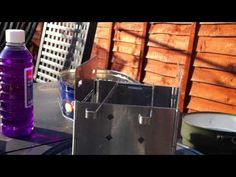 Folding Firebox Stove Video Review Part 2 - What Pot and Wh