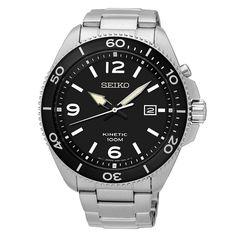 Seiko Kinetic SKA747P1 Men's Dial Watch