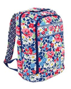 c3fd332d8ae vera bradley Cute Backpacks For School, Cool Backpacks, Vera Bradley Laptop  Backpack, Me