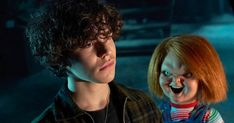 Chucky, Turner And Hooch, Good Guy Doll, Christine Elise, Horror Movie Trailers, David Gordon Green, The Exorcist, Tv Reviews, Guy Friends