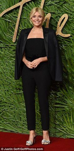 Lady Amelia Windsor attends the British Fashion Awards | Daily Mail Online