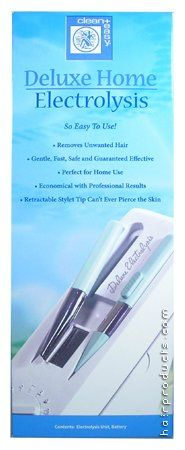 CLEAN N EASY Deluxe Electrolysis  //Price: $ & FREE Shipping //     #hair #curles #style #haircare #shampoo #makeup #elixir