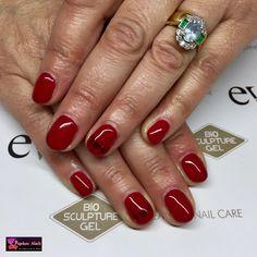 #wildatheart the beautiful #red #biosculpturegel #nails #choosehealth #vegan #nontoxic #5free #biosculpturegelcyprus #biosculpturebytheresa #paphosnails #kissonerganails