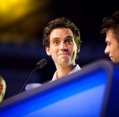 Funny Mika <3 XF9 Italia, auditions....He is the best :D