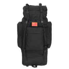 0013e4534fcd Large Capacity Tactical Backpack 100L – Woosir Travel Luggage