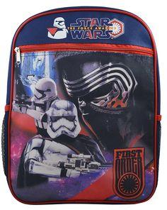 Star Wars The Force Awakens on the go Kid s 15  School Backpack Travel Bag   436df4f8fcb4b