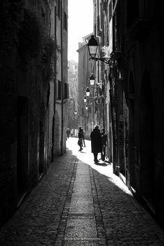 Carrer de la força - Girona, 27-01-2016