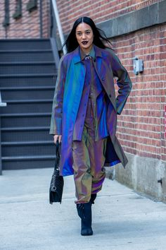 Street Style Queens Of New York Fashion Week