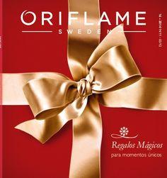 Como todos los Catálogos, Oriflame renueva sus Promociones y rebajas. Aprovecha para hacer tus compras esta Navidad.