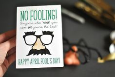 Free April Fool's Day Printable #247moms