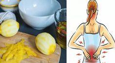 Si quieres elimina el dolor en tus articulaciones no necesitas de pastillas caras solo debes aprender a preparar la cáscara de limón de forma correcta.