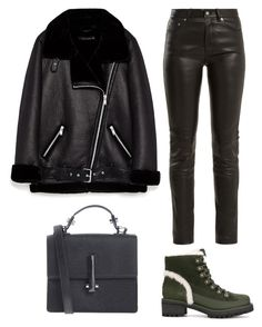 #1 by josecamerano on Polyvore featuring polyvore, fashion, style, Yves Saint Laurent, Tory Burch, Kendall + Kylie and clothing
