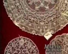 ▶ Burano Lace Making - Merletti - YouTube