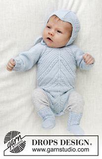 Celestina Hat / DROPS Baby 31-7 - Gratis strikkeopskrifter fra DROPS Design