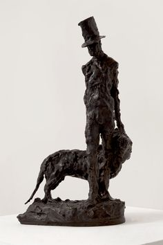 Nicola Hicks Something in the City 2009 Bronze
