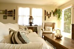 Scarletts living room