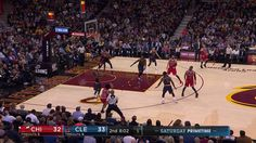 Cameron Payne gets his first points as a Chicago Bull