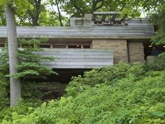 John and Ruth Pew House, A Frank Lloyd Wright Design