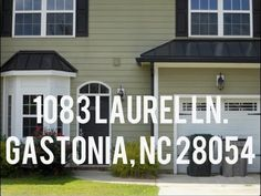 http://www.showcaserealty.net/property/2177839/ -  1083 Laurel Ln. Gastonia, NC 28054. Three Bedroom condo, located in the Laurel Commons community. This unit is an unfinished new construction property. 3 large bedroom with open kitchen, granite counter tops. Loft perfect for an home office. Feature master suite on main floor. Rear patio overlooks private area, perfect for entertaining. Perfect for buyer to finish with their personal touches!
