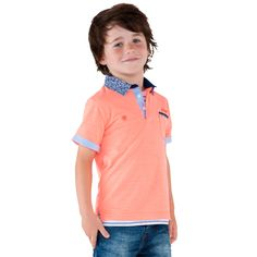 #Pastel #Lovers: For a #sweet #spring #color #trendy #MKids #polo