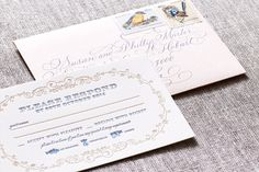 Paperlust // Wedding RSVP Card Wording: What to Say and How to Say It // Click through for article! Wedding Rsvp, Wedding Invitation Wording, Invite, Wedding Etiquette, Sayings, Words, Lyrics, Word Of Wisdom, Wedding Card Wordings