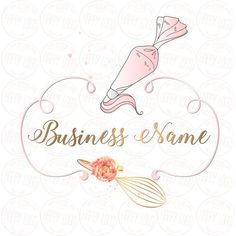 This DIGITAL Custom logo design piping bag whisk logo cute pastel is just one of the custom, handmade pieces you'll find in our digital shops.