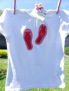 Entre lazos y abalorios : Camisetas