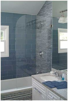 Console Sink Gl Showers Bathroom Renovations Ideas Faucets Bathrooms Attic Remodel Shower Doors Vanity