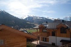 Our beautiful chalets!