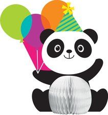 Panda Party Centerpiece (1 ct)