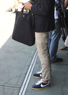 bag & nike @ Pitti Uomo
