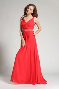 http://dresslinn.com/low-v-neck-full-length-simple-prom-dress-gown-chiffon-dress-by-dresslinn.html