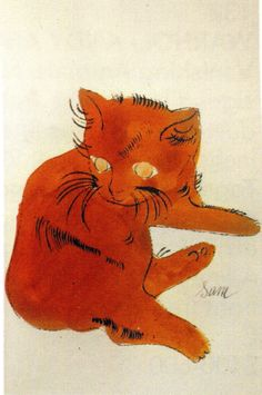 """Rare Warhol """"Cats"""" Book Estimated to Sell For $20K-$30K"""