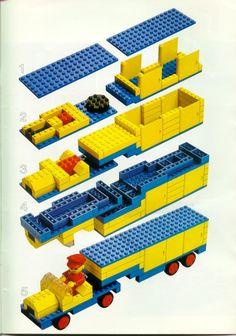 Idea book LEGO