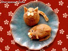 Cat Inari sushi