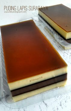 KLIKUE - Balikpapan Cakes and Puddings Online Shop: Resep Puding Lapis Surabaya
